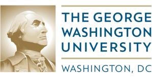 gwu-logo George Washington University Logo