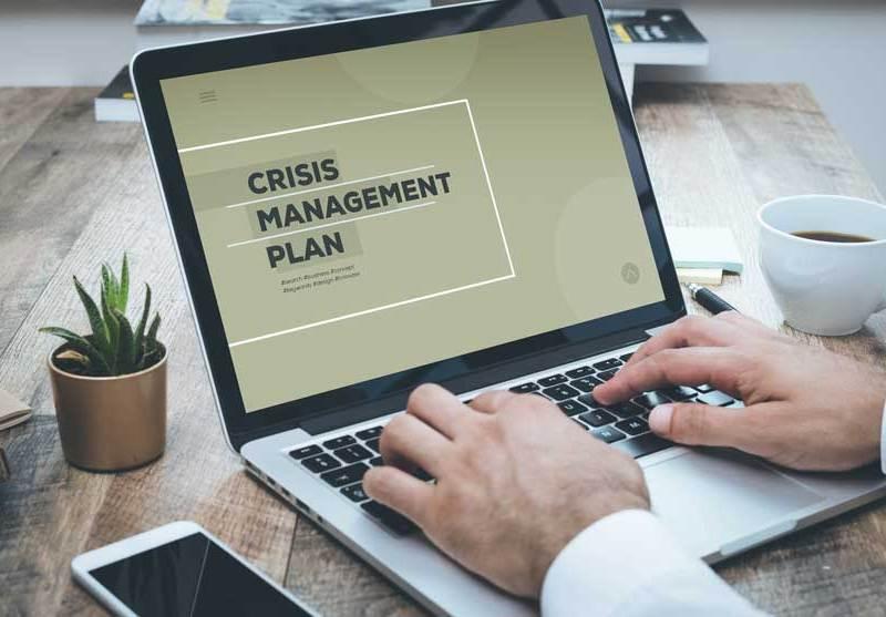 Crisis Management Plan - Laptop