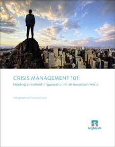 Crisis-Management-101-Cover-400x513 Crisis Management 101 Cover