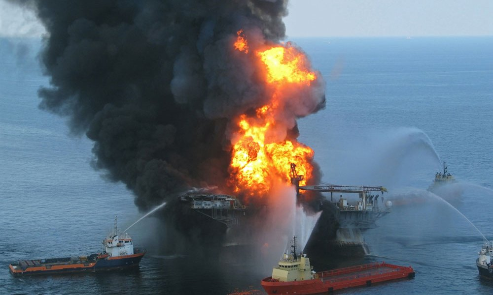 Lessons in Crisis Communications: Deepwater Horizon