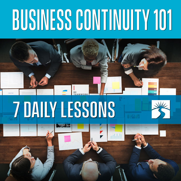 Business Continuity 101 600x600