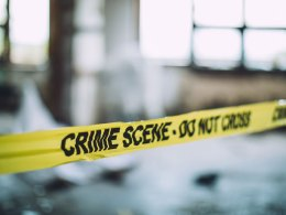 Workplace Violence - Crime Scene Tape