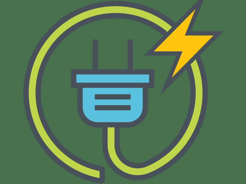 Power & Utilities Icon