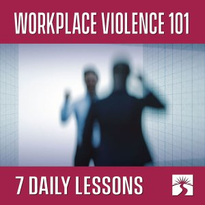 Workplace Violence Prevention 101 Course Graphic 600x600