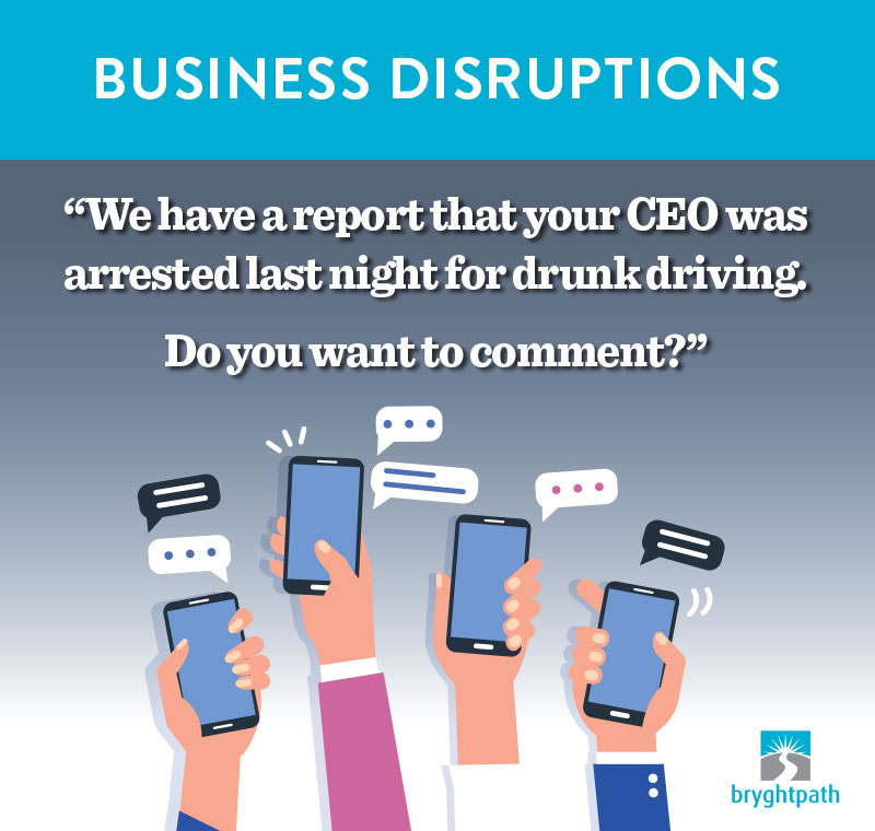 Trusted-Advisor-CEO-Drunk-Driving Before the Crisis: The Value of a Trusted Business Continuity & Crisis Management Advisor