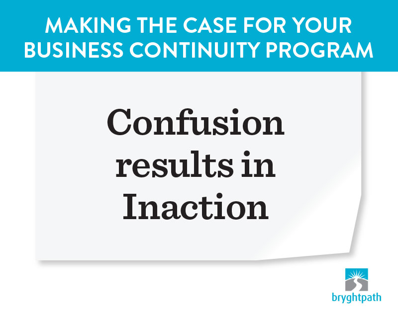 Making-the-Case-Quote Making the Case for your Business Continuity Program