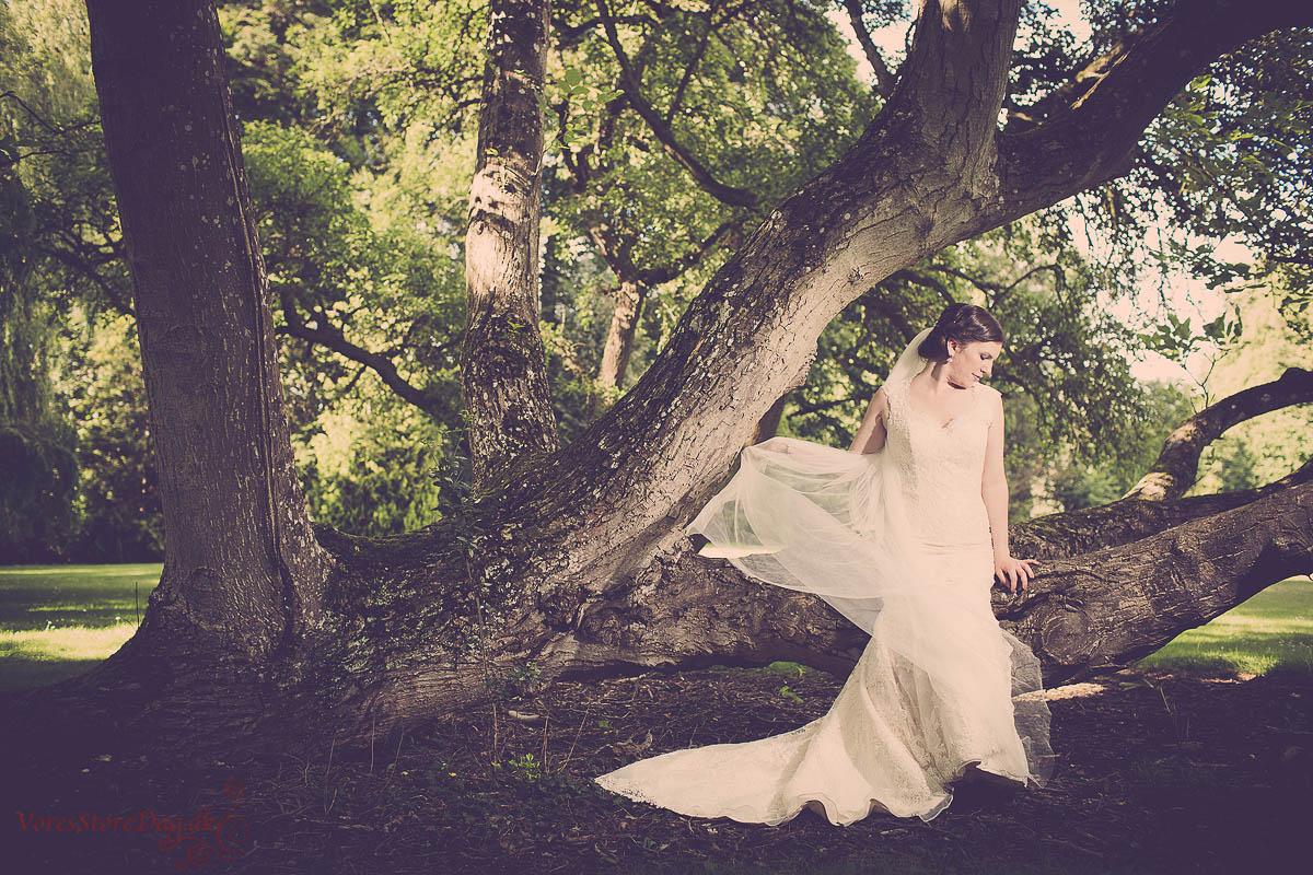 Der er ingen grænser for, hvordan man kan holde sig bryllup længere