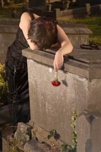 Gothic sorrow