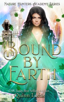 Bound by Earth book cover