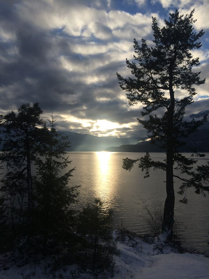 Kootenay Lake - Francesca