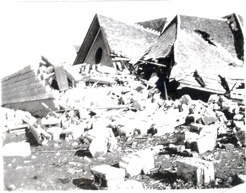 Codell Methodist Church May 21, 1918