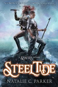 Book Review: Steel Tide by Natalie C. Parker