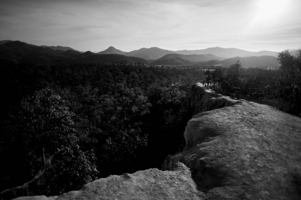 The Grand Canyon of Pai, Thailand by Humanitarian photographer Bryon Lippincott