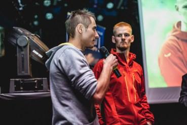 £ukasz Dudek i Jacek Matuszek, Fot. Roman Rogalski