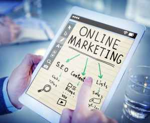 Online search marketing