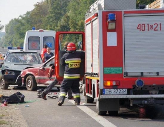Strażacy-ochotnicy otrzymali nowy sprzęt