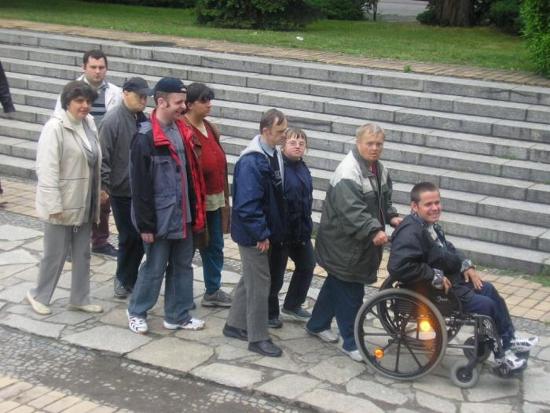 Dodatkowe działania na rzecz osób niepełnosprawnych