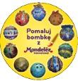 Pomaluj bombkę z Mondelez