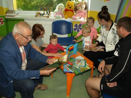 Tysiąc prezentów dla dzieci z brzeskiego szpitala
