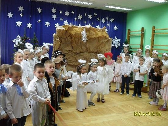 Dzieci powiatu brzeskiego poznały tradycje świąt Bożego Narodzenia