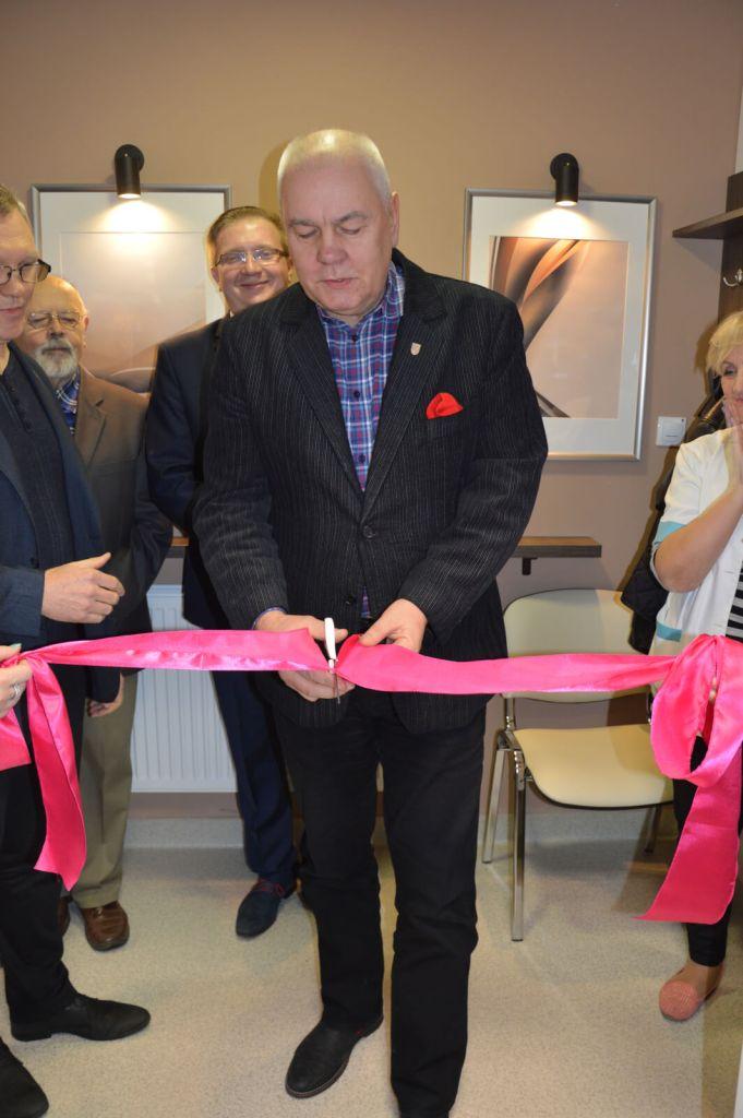 Stacjonarna pracownia mammograficzna już otwarta
