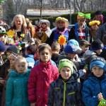 Wiosenny korowód odwiedził brzeskie starostwo
