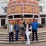 Wizyta w ukraińskiej Horodence