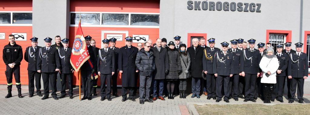 OSP w Skorogoszczy włączone do Krajowego Systemu Ratowniczo-Gaśniczego