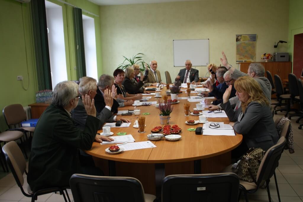 Inauguracyjne posiedzenie Powiatowej Rady Rynku Pracy w Brzegu