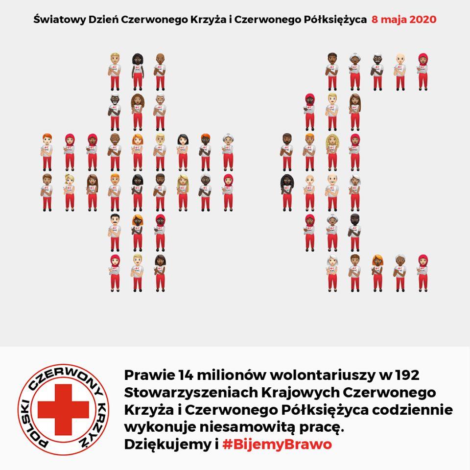 96517535_2474902146134581_8024627307123572736_o - Światowy Dzień Czerwonego Krzyża I Czerwonego Półksiężyca