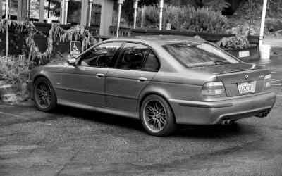 BMW E39 540i M-Sport Guide