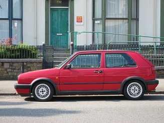 VW GTI Mark 2