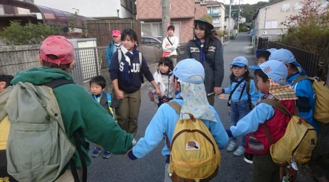 【活動報告】続・体験会「芋ほり体験」とボーイスカウト活動「減災スカウト・フォーラム」