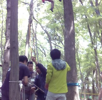 RS隊キャンプ 2日目