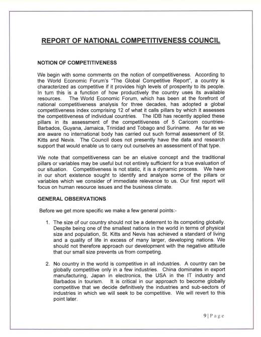 COMPETITIVENESS COUNCIL REPORT 3O SEPTEMBER 2010_Page_10