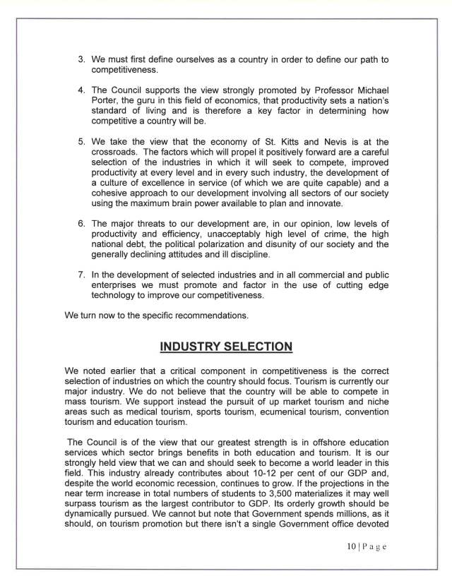 COMPETITIVENESS COUNCIL REPORT 3O SEPTEMBER 2010_Page_11