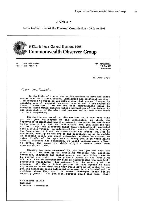 Report_of_the_Commonwealth_Observer_Group_on_the_General_Election_in_SKN_3_July_1995_Page_47