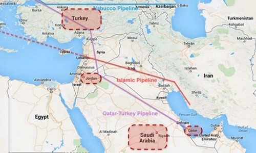 The Costly Syrian Connections: Natural Gas Reserves, Pipelines and Geopolitics