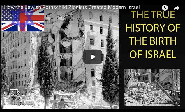 The True History of the Birth Of Israel
