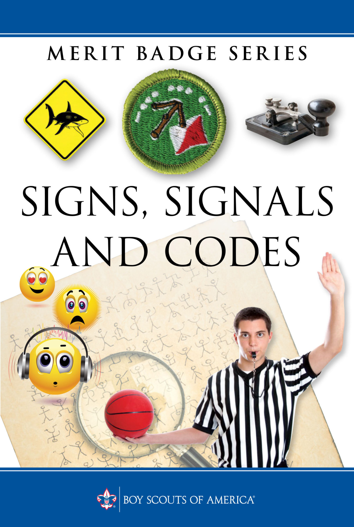 Signs Signals And Codes Merit Badge Requirements Released