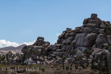 Geological Formations at Joshua Tree