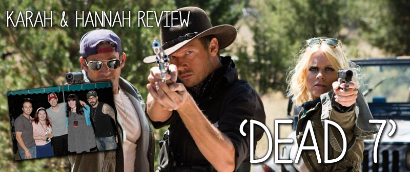 Fangirl Movie Review: 'Dead 7,' written, produced and starring @NickCarter