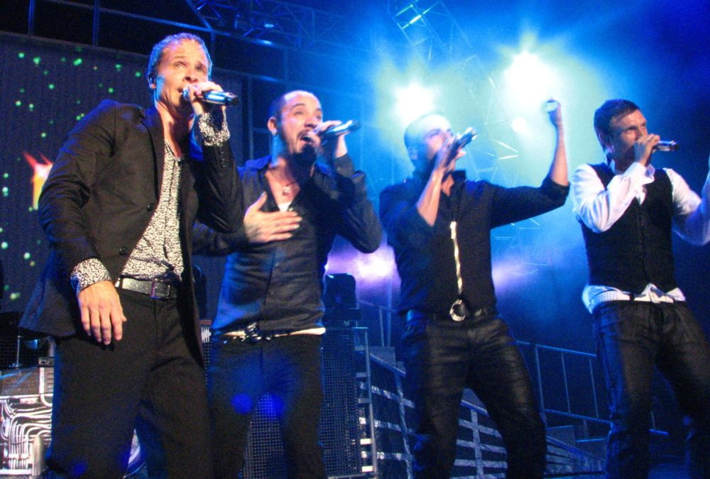 This Day in @BackstreetBoys History: June 5, 2010