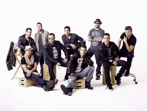 Flashback Friday: A look back at the NKOTBSB tour