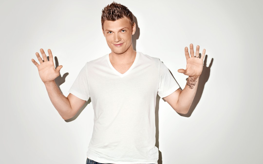 Man Crush Monday: @NickCarter – All Day, Every Day