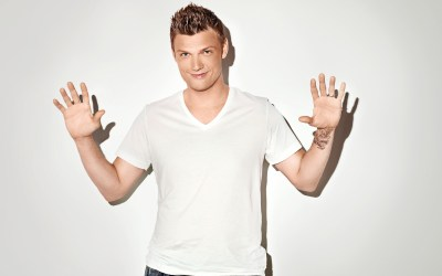"""Man Crush Monday: @NickCarter bringing a little rock vibe to """"Everybody"""""""