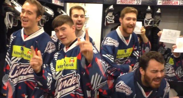 News: Scottish hockey team mimics @BackstreetBoys in new video
