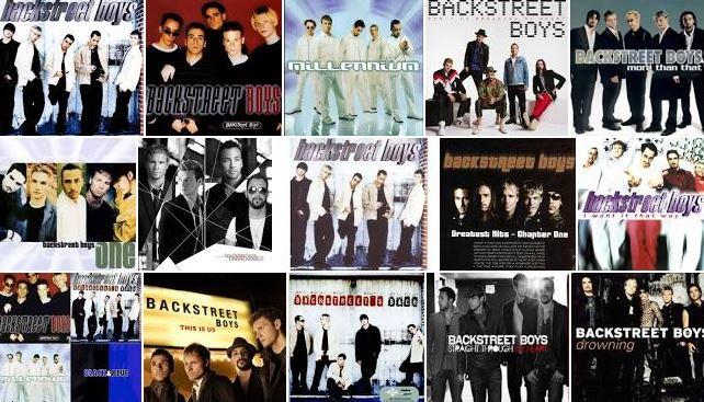 Ranked: @BackstreetBoys album covers