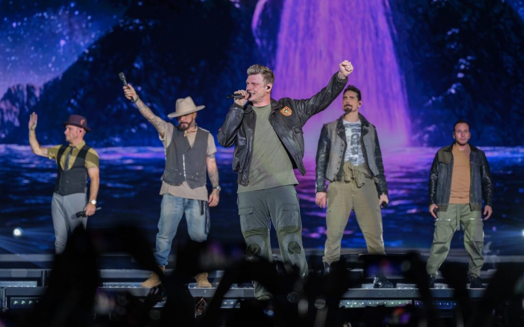 Backstreet Boys Christmas Album Delayed Plus Las Vegas Shows Cancelled