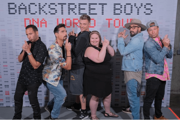 Thoughts: If @BackstreetBoys are with you, you're OK